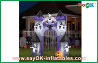 Chine Décorations de Halloween de double point/décoration gonflables vacances de château usine