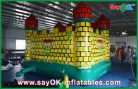 Chine Tableau de bondissement sautant gonflable de trempoline de videur de château de PVC des biens 0.45mm usine