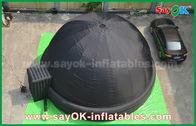 Chine Tente gonflable de cinéma de dôme de projection mobile gonflable de planétarium de diamètre du noir 7m usine