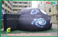 Chine Approbation gonflable de la tente ROHS de projection de dôme de planétarium de tissu d'Oxford de géant usine