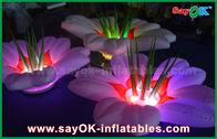 Chine Décoration gonflable d'éclairage formée par fleur, lumière gonflable du mariage LED usine