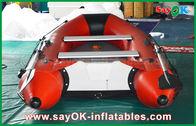 Chine kayak gonflable de canoë-kayak de personne du plancher 4-6 d'alliage d'aluminium de bateaux de PVC de 0.9mm usine