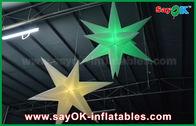 Chine le diamètre de 1.5m accrochent le ballon gonflable d'étoile de décellulation avec le changement de couleur claire de LED usine
