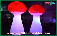 Chine Présentez l'éclairage gonflable géant de champignon de la décoration LED pour épouser/événement usine