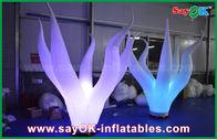 Chine plante aquatique de corail d'éclairage gonflable en nylon élevé de tissu de 1.5m pour la décoration d'étape usine