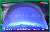 Chine tente gonflable d'igloo d'air de 210D Oxford LED de dôme gonflable de tente imperméable pour la partie usine