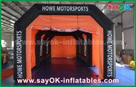 Chine Grande cabine de jet de voiture d'Inflatables de qualité marchande de PVC de 8 x de 4m pour imperméable usine