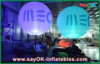 Chine En annonçant le trépied de diamètre de 1.5m tenant le ballon/boule gonflables avec la LED allumez usine