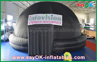 Chine Tente gonflable de dôme de tente gonflable de projection de film du planétarium 360 pour des musées usine
