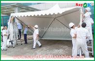 Chine Tentes se pliantes imperméables de pagoda de belvédère de Chambre de Tarrington de tente d'ombre de Sun usine