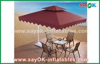 Chine parapluie de publicité de patio de jardin de plage de parapluie de 2,5 * de 2.5M Sun usine