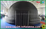 Chine Instruisez/en montrant à dôme portatif le planétarium gonflable avec le projecteur mobile usine