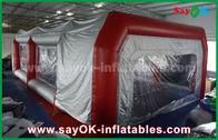Chine Cabine de jet gonflable imperméable de PVC de tente d'air pour la peinture au pistolet de voiture usine