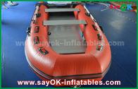 Chine Bateaux gonflables de PVC de bâche durable avec le plancher et les palettes en aluminium usine