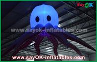 Chine Éclairage gonflable géant de poulpe/mante d'éclairage d'animal de mer pour la décoration ou la partie usine