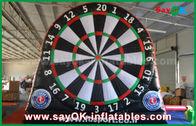 Chine Jeux gonflables extérieurs de sports de PVC Footdarts/panneau de dard gonflable usine