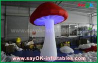 Chine Grande décoration gonflable rouge et blanche d'éclairage pour la partie/événement usine