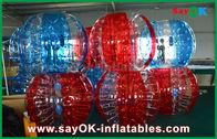 Chine De bulle gonflable du football transparent de PVC/TPU boule humaine pour l'adulte/enfant usine