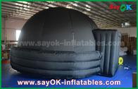 Chine Tente gonflable adaptée aux besoins du client de dôme de projection de diamètre de 5m/de 6m pour des enfants/adultes usine