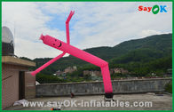 Chine Homme gonflable de tube de danseurs d'air du ventilateur 950W avec la lumière menée H3m~H8m usine