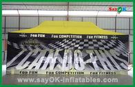 Chine Promotion se pliante bon marché de tente de tissu extérieur portatif d'Oxford usine