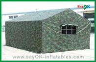 Chine Camouflage se pliant de tente de preuve moyenne extérieure de vent pour le camping militaire usine