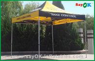 Chine Belvédère résistant UV se pliant de réception en plein air de tente d'ombre de Sun de plage petit usine