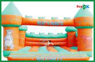 Chine Tissu gonflable d'Oxford de château de videur enfants standard d'enfant en bas âge d'UE de petits usine