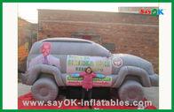 Chine Produits gonflables faits sur commande de voiture gonflable pour la publicité extérieure usine
