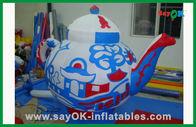 Chine Produits gonflables faits sur commande de théière gonflable ignifuge pour des vacances usine