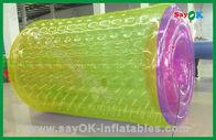 Chine Rouleau gonflable drôle de l'eau de PVC adapté aux besoins du client pour la publicité usine