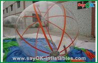 Chine Boule gonflable transparente de hamster de jeux de l'eau de boule de scrutin de l'eau d'été pour des humains usine