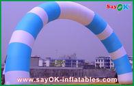 Chine Produits gonflables soufflés par air fait sur commande gonflable commercial de voûte de PVC grand usine