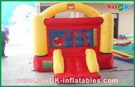 Chine Chambre faite sur commande de rebond d'enfants de château gonflable de videur d'enfant en bas âge mini pour le divertissement usine