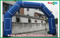 Chine Voûte gonflable faite sur commande pour des sports, voûte gonflable de finition d'événement usine