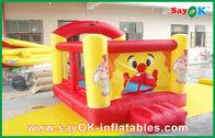 Chine Produit gonflable adapté aux besoins du client jouant la ville gonflable centrale d'amusement pour des enfants usine