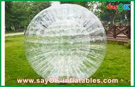 Chine Boule gonflable durable claire de Zorb pour le PVC du divertissement 1.0mm usine