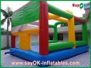 Chine Chambre gonflable multicolore de château de rebond grande pour le terrain de jeu usine