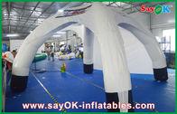 Chine Aérez le PVC gonflable serré de quadrilatère/Hexahonal de tente de dôme pour la publicité usine