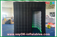 Chine La cabine gonflable ignifuge de photo, LED allume le kiosque gonflable de Photobooth usine