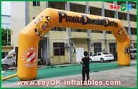 Chine PVC gonflable imperméable 11mLx4.5mH de la voûte 0.6mm de ventilateur pour la publicité usine