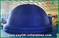 Chine Tissu durable/ignifuge de projection de planétarium gonflable portatif de tente usine