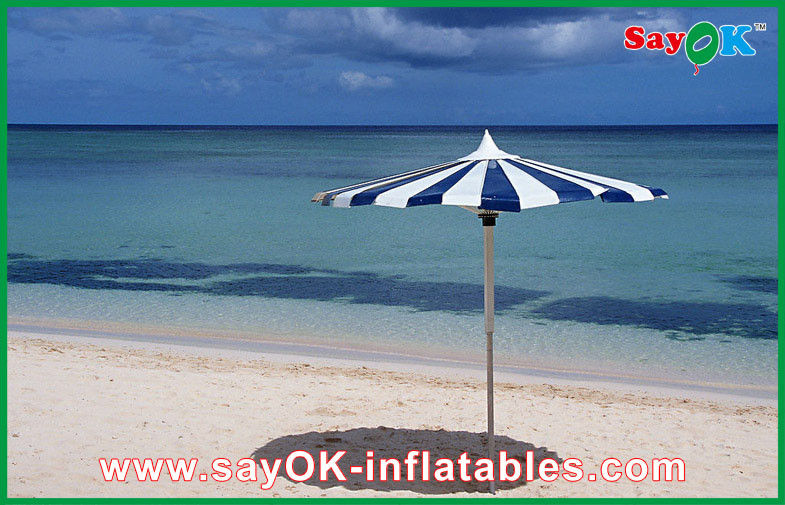 parapluie prot geant du vent compact imprim par coutume promotionnelle de parasol de plage. Black Bedroom Furniture Sets. Home Design Ideas