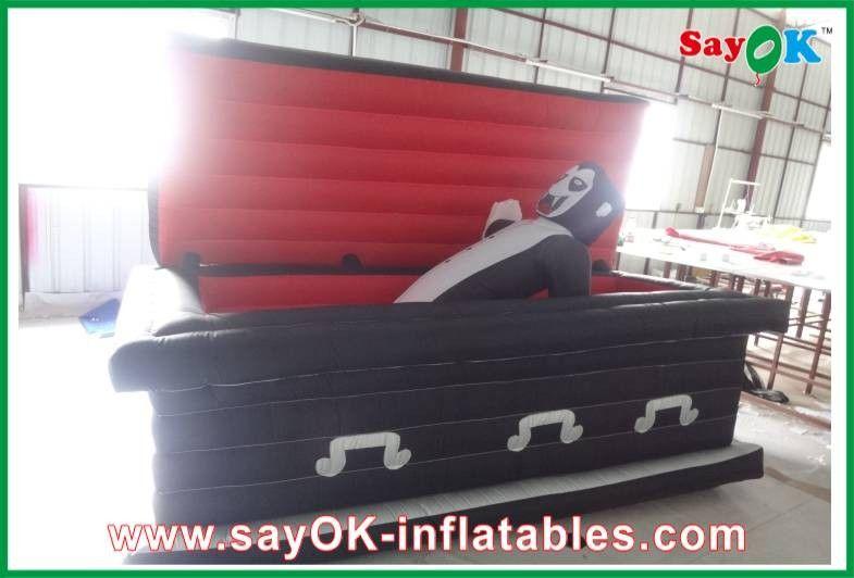 cercueil gonflable