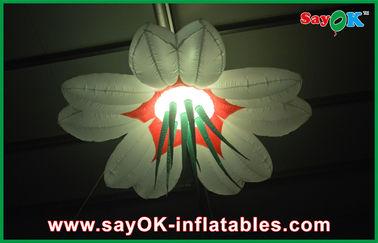 Le tissu d'Oxford a mené la décoration gonflable géante d'éclairage 2m/2.5m