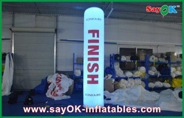 Décorations gonflables extérieures de tissu en nylon avec le ventilateur de la CE/UL
