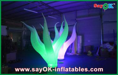 Décoration gonflable durable menée 3m d'éclairage attrayants sur le plancher