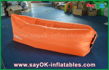 Sac gonflable 1.2kg de salon de repaire de divan d'air de tissu en nylon imperméable de 3 saisons