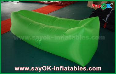 Paresseux gonflables d'OEM sautent des sacs de couchage de sofa pour des filles bleues/rouges/pourpre/rose