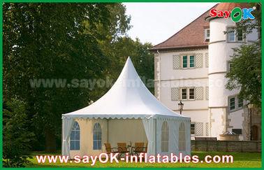 Tente se pliante de pagoda de la Chine 10x10 de tente de PVC de l'aluminium 10x10 imperméable
